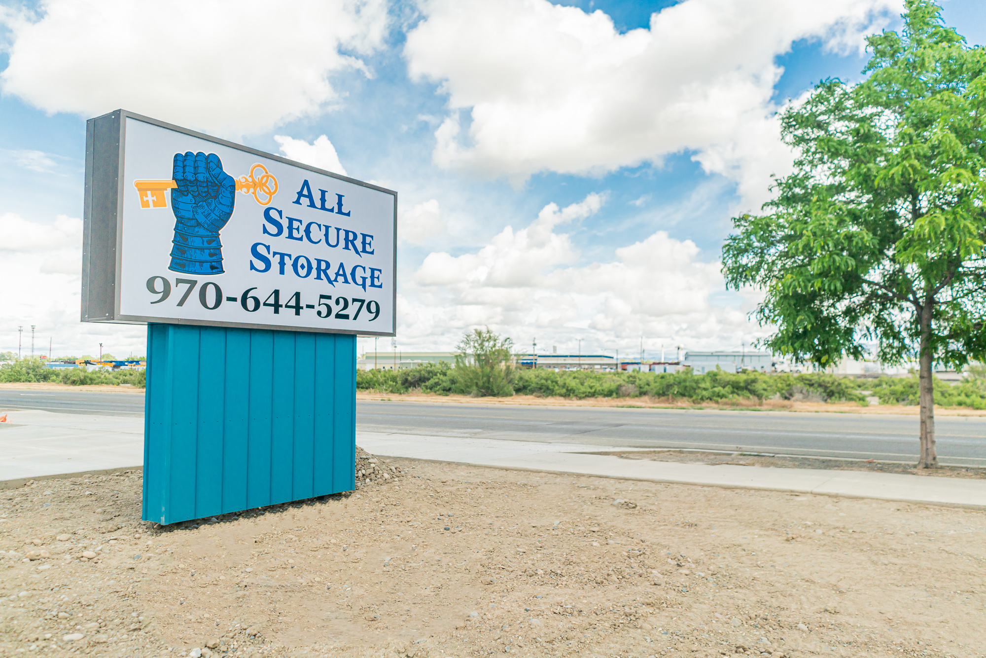 Storage Facility in Grand Junction