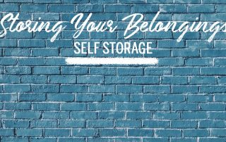 ways to keep your storage unit clean and organized