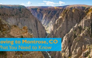 Moving to Montrose, Colorado - what you need to know