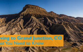 moving to Grand Junction, CO