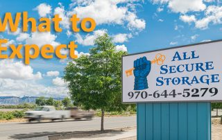 What to Expect from All Secure Storage
