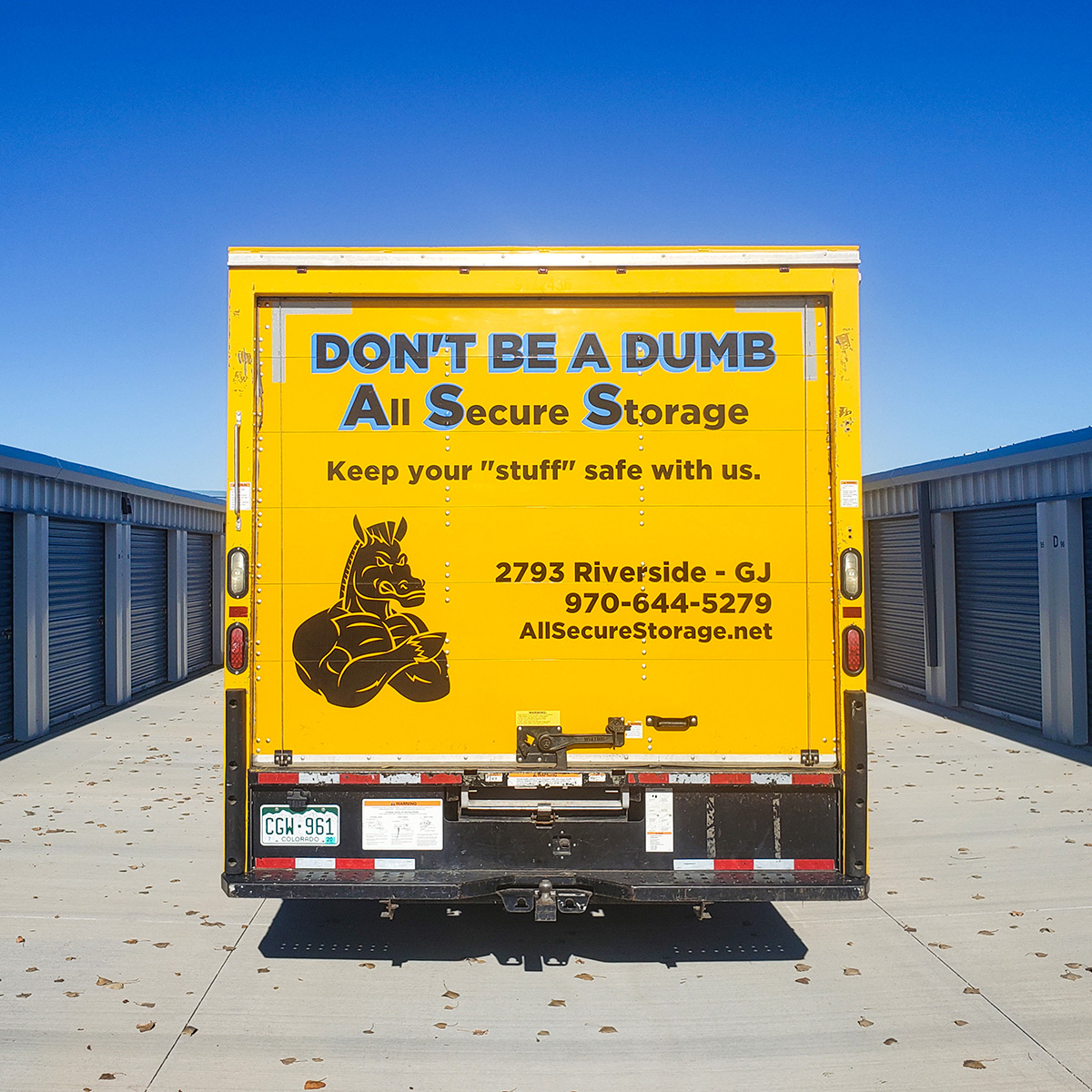 Moving Truck Rental in Grand Junction, CO