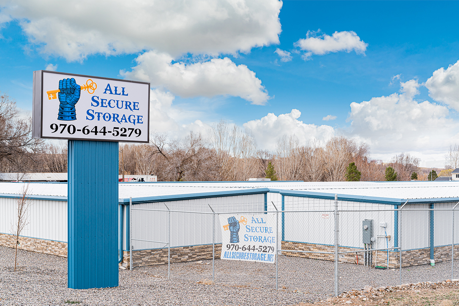 All Secure Storage Facility in Montrose CO