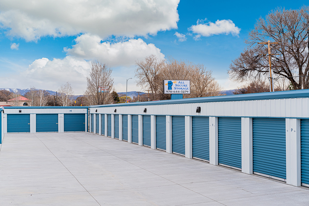 Self Storage Units in Montrose, CO
