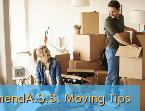 TremendA.S.S. Moving Tips