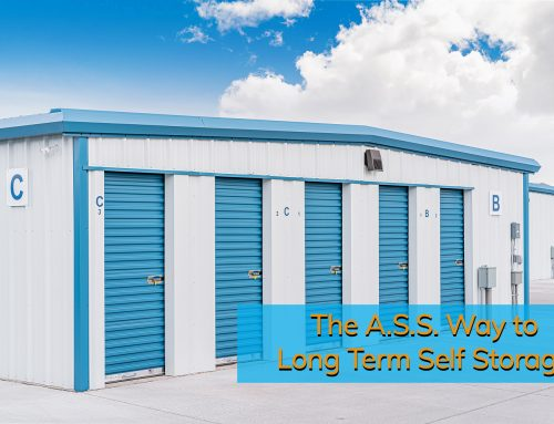 The A.S.S. Way to Long Term Self-Storage
