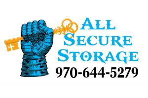 All Secure Storage logo photo