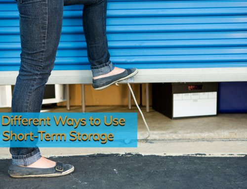 6 Different Ways to Use Short-Term Storage