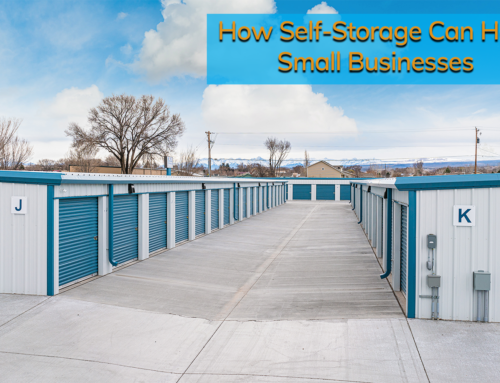How Self-Storage Can Help Small Businesses