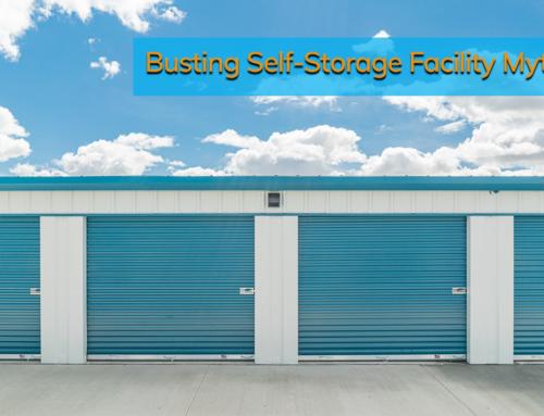 Busting Self-Storage Facility Myths