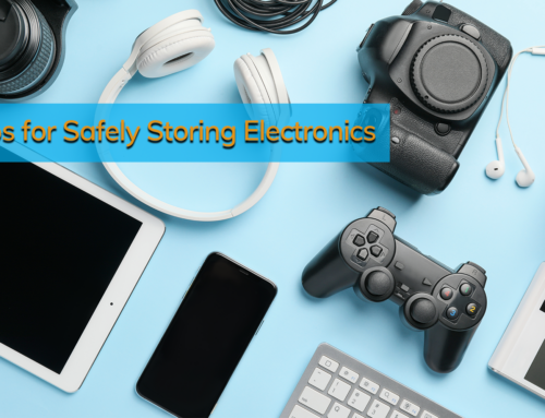 Tips for Safely Storing Electronics